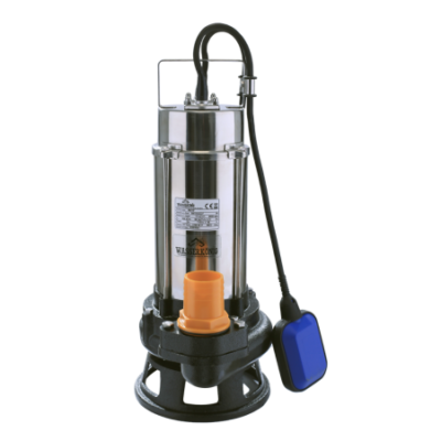 Electropompa submersibila cu flotor pentru ape murdare PSI17