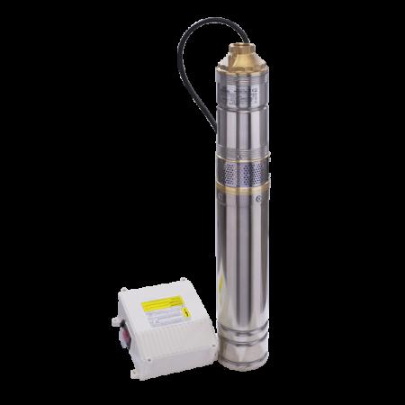 Electropompa submersibila cu surub pentru ape curate WK2400-100