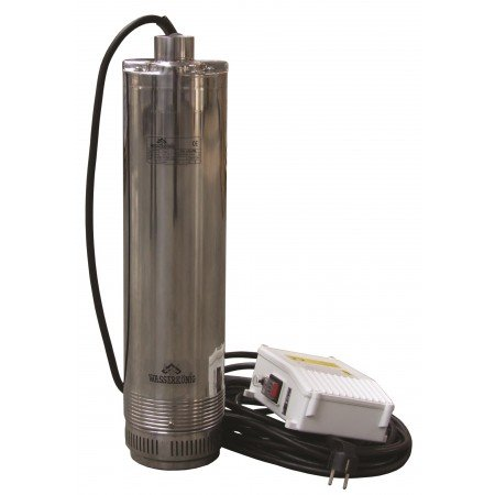 Electropompa submersibila multietajata pentru ape curate WK6000-80