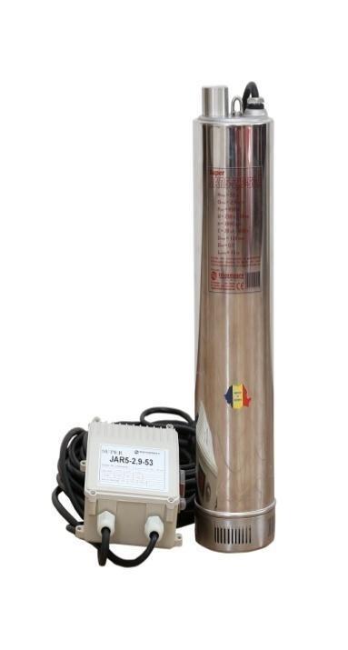 Electropompe submersibile multietajate SUPER JAR5-2,9-36-M